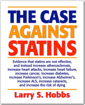 Book cover for The Case Against Statins